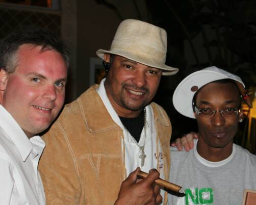 John Ost, Walter Briggs and the Rapper TI